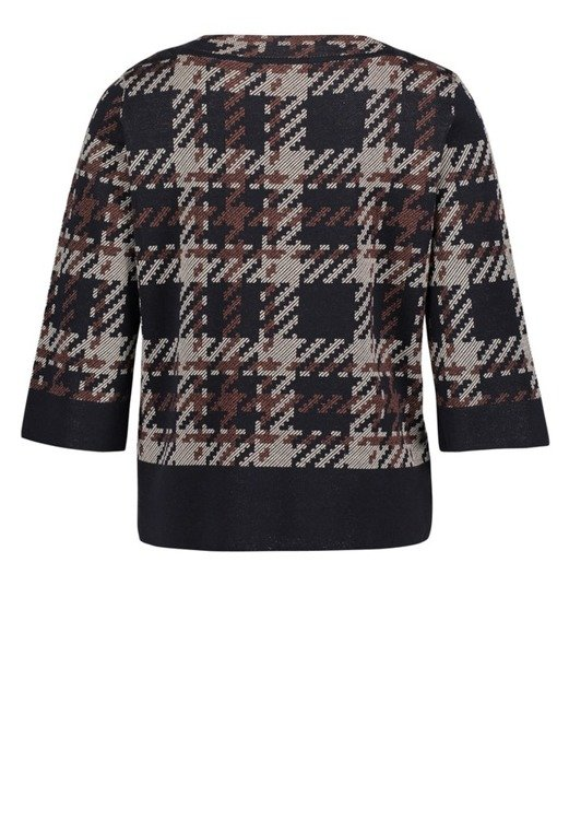 Sweter Betty Barclay granatowy 6620/0416/8876